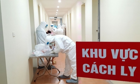 Sáng 5/6: Có 75 ca mắc COVID-19 trong nước, nâng tổng số bệnh nhân tại Việt Nam là 8.364