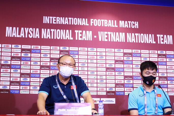 """Malaysia còn """"tiểu xảo"""" hơn Indonesia, HLV Park yêu cầu học trò đá """"lạnh lùng"""""""