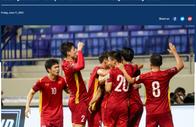 Truyền thông châu Á ngợi khen chiến thắng của Việt Nam trước Malaysia