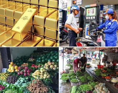 Tiêu dùng trong tuần (từ 7-13/6/2021): Giá vàng và trái cây đồng loạt giảm mạnh