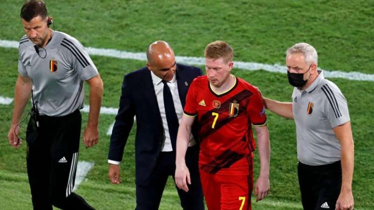 """Bỉ """"méo mặt"""" sau khi đánh bại Bồ Đào Nha"""