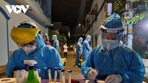 Sáng 4/7, Việt Nam có thêm 263 ca mắc COVID-19 trong nước