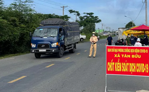 Giãn cách theo Chỉ thị 16 với 13 tỉnh thành ĐBSCL và Bình Phước, Tây Ninh, Bà Rịa-Vũng Tàu