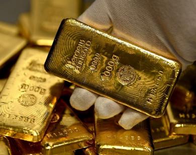 Giá vàng ngày 21/7/2021: Tiếp tục giảm