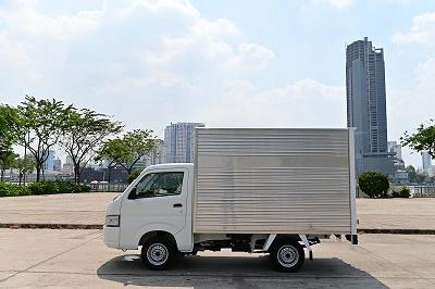 """Suzuki Carry Pro, """"người hùng phố thị"""" mùa giãn cách"""