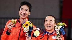Địa chấn bóng bàn Olympic Tokyo!