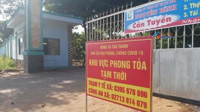 """Doanh nghiệp """"3 tại chỗ"""" ở Bình Phước phát hiện nhiều ca mắc Covid-19"""