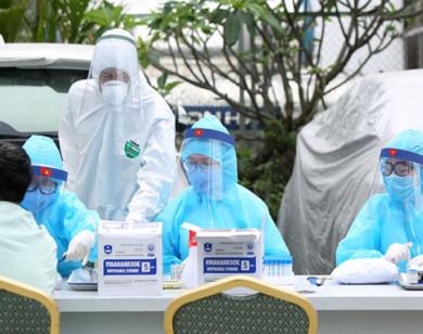 Covid-19 sáng 19/8/2021: Lũy kế số ca khỏi bệnh là 115.059, đã tiêm hơn 15.5 triệu liều vaccine