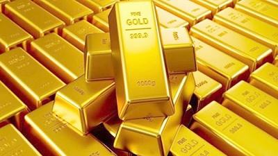 Giá bán vàng SJC cao hơn vàng thế giới 7,62 triệu đồng/lượng