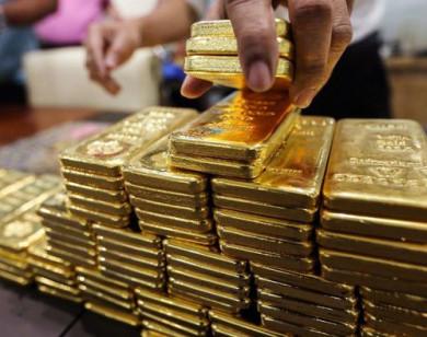 Giá vàng ngày 16/9/2021: Quay đầu giảm mạnh