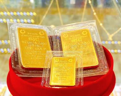 Giá vàng thế giới chiều 17/9 tăng trở lại, SJC giảm nửa triệu đồng/lượng