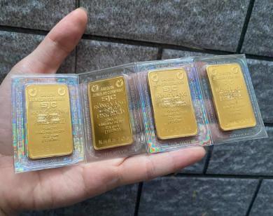 Giá vàng ngày 18/9/2021: Vàng SJC cao hơn vàng thế giới 7,6 triệu đồng/lượng