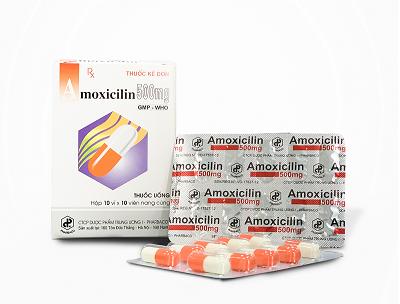 Dược phẩm Trung ương I - Pharbaco nói gì sau sự cố thu hồi thuốc Amoxicilin 500mg?