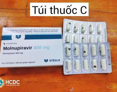 TP Hồ Chí Minh điều tra việc mua bán gói thuốc C điều trị Covid-19