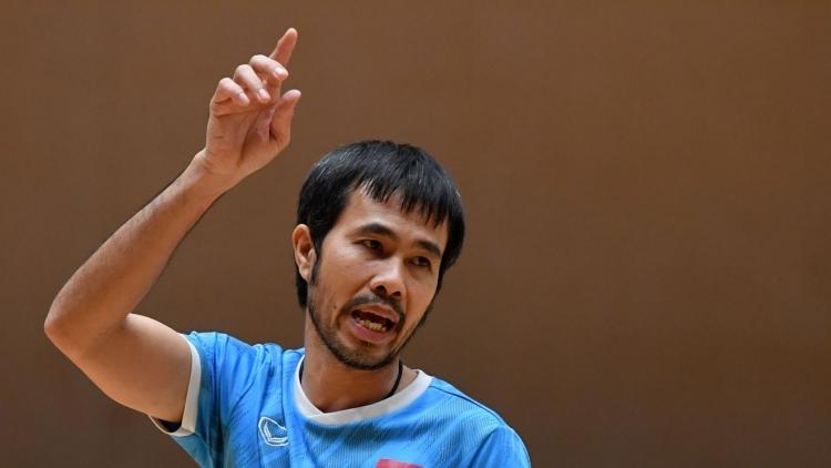 Thông tin mới nhất về sức khỏe của HLV Phạm Minh Giang