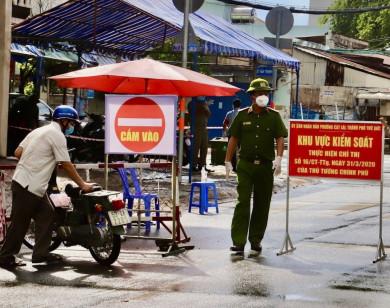 TP Hồ Chí Minh dự kiến gỡ bỏ rào chắn, dây giăng phong tỏa trên đường trước ngày 30/9