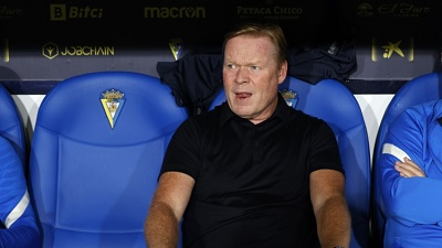 Barca khủng hoảng: HLV Koeman bị cấm chỉ đạo 2 trận