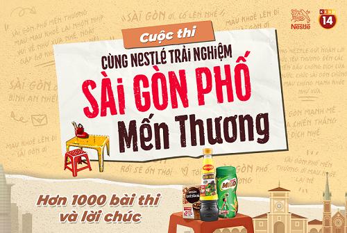 Nestlé Việt Nam hỗ trợ hơn 8.000 phần quà đến tình nguyện viên, tiếp sức trẻ vì Sài Gòn mến thương