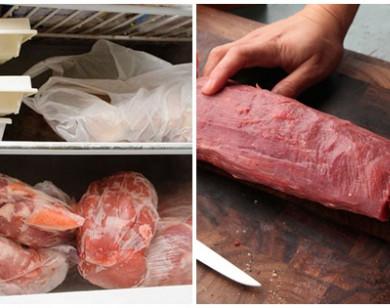 Mách bạn cách bảo quản thịt bò để luôn tươi ngon