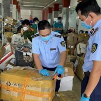 TP Hồ Chí Minh tạm giữ 450 máy đo nồng độ oxy máu nhập lậu