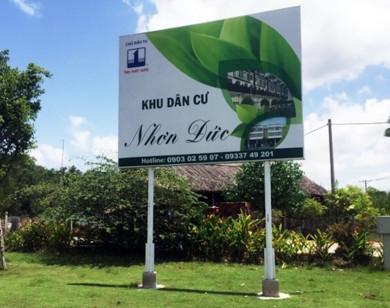Công ty Vạn Phát Hưng bị đình chỉ kinh doanh bất động sản