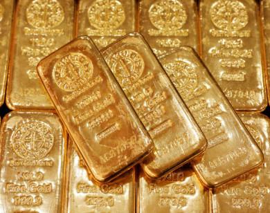 Giá vàng thế giới chiều 12/10/2021 thấp hơn SJC 7,7 triệu đồng/lượng