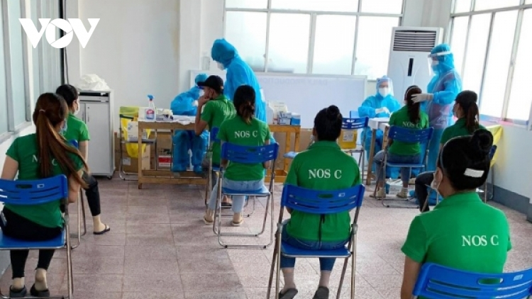 Hơn 80% doanh nghiệp trong các khu công nghiệp Đồng Nai hoạt động trở lại