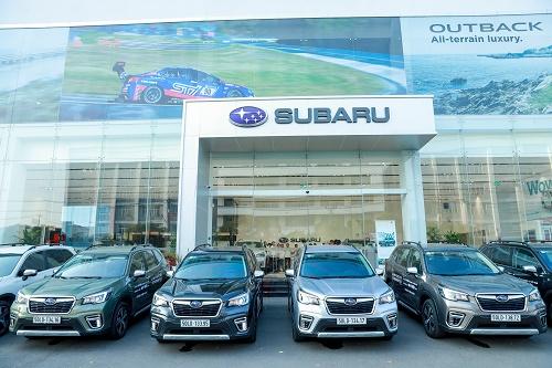 Subaru Việt Nam công bố chương trình ưu đãi bổ sung: Tặng 2 năm bảo dưỡng miễn phí cho khách hàng mua xe trong tháng 10.2021