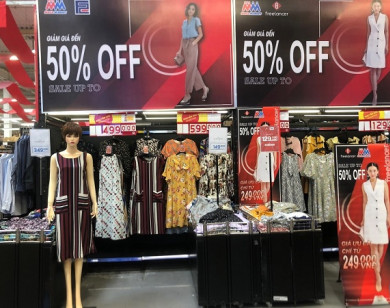 20/10 mua sắm thoải mái và tiết kiệm tại MM Mega Market