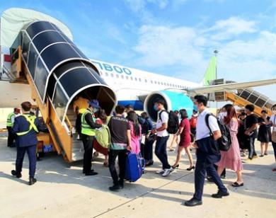 Hàng không Việt Nam từng bước mở cửa bầu trời