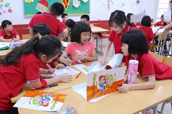 """Prudential triển khai năm thứ 3 chương trình giáo dục tài chính cho trẻ """"Cha-Ching"""""""
