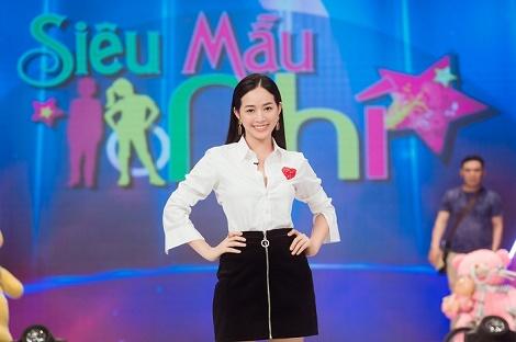 Mai Thanh Hà lần  thứ 2 trở lại làm giám khảo Siêu mẫu nhí
