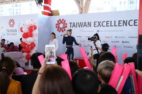 """Taiwan Excellence mang công nghệ chinh phục """"giấc mơ lớn"""" mang tên HCMC Marathon"""