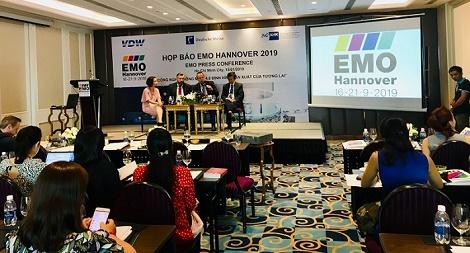 EMO HANNOVER 2019 Công nghệ thông minh 4.0 định hình sản xuất của tương lai
