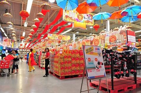 MM Mega Market Việt Nam - Tết Việt thắm tình - Tài lộc rủng rỉnh