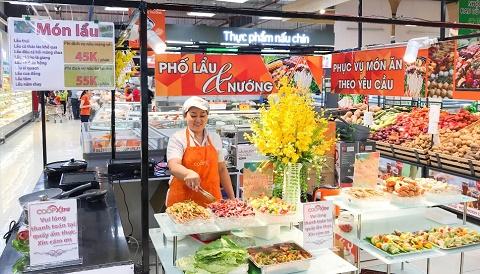 Co.opXtra Sư Vạn Hạnh bất ngờ lọt top 17 siêu thị phải đến của Châu Á