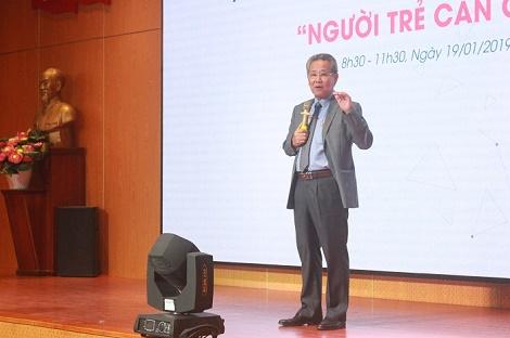 Phát triển kỹ năng cho người trẻ Việt Nam với dự án The Orientor - Người định hướng