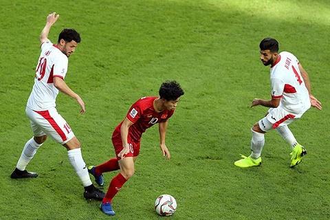 Hung Thinh Corp thưởng nóng 2 tỷ đồng đội tuyển Việt Nam sau trận thắng kịch tính trước Jordan