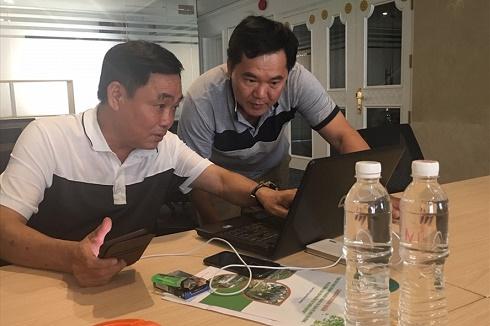 Cty Hằng Hữu Huỳnh chuẩn bị khánh thành Nhà máy Xử lý nước thải Sóng Thần II