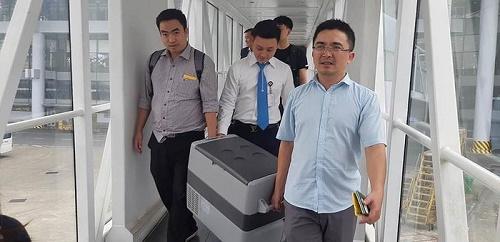 Hành trình xuyên Việt của trái tim thanh niên 27 tuổi hiến tặng 'người dưng'
