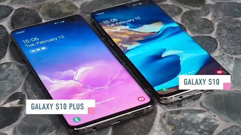 Trên tay, đánh giá nhanh Galaxy S10 và Galaxy S10+: Màn siêu tràn, camera trong màn hình...