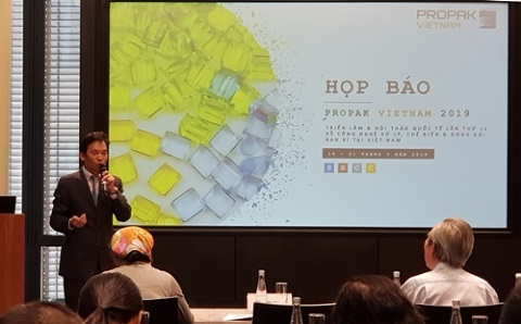 TPHCM: Sắp diễn ra triển lãm Propak Vietnam 2019