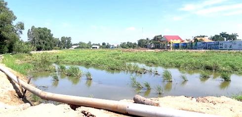 Long An: Những chỉ số rủi ro tại dự án khu dân cư Tấn Phát