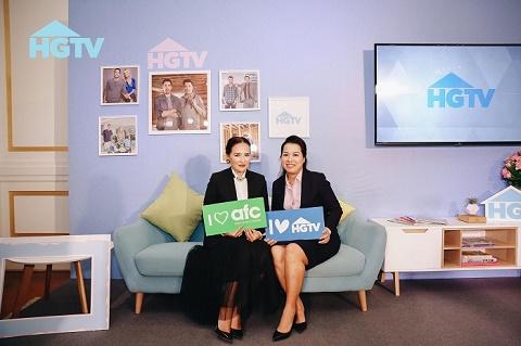 Ra mắt kênh truyền hình HGTV tại Việt Nam