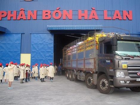 Phân bón Hà Lan bị thanh tra sở NN và PTNT Phú Yên xử phạt