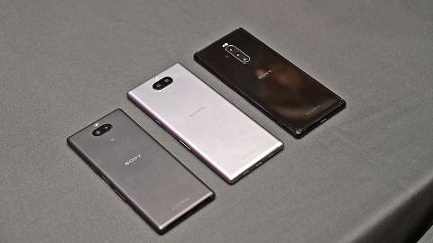 Sony Xperia 10/10 Plus, L3 ra mắt: smartphone tầm trung nhiều trang bị