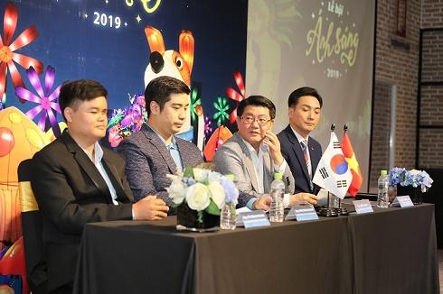 Lễ hội ánh sáng 2019: Nơi giao thoa văn hóa Việt -Hàn