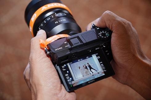 Sony Việt Nam ra mắt máy ảnh không gương lật α6400 - Lấy nét siêu tốc