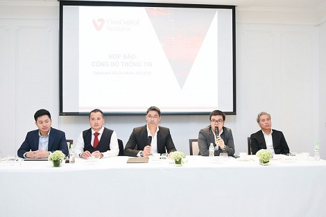 Quỹ đầu tư VinaCapital Ventures có tân Chủ tịch Hội đồng Cố vấn