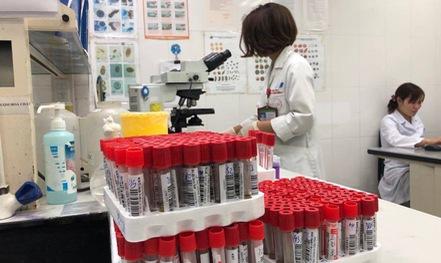 Gần 1.700 trẻ xét nghiệm sán lợn: Lãnh đạo Bắc Ninh làm việc với bệnh việnGần 1.700 trẻ xét nghiệm sán lợn: Lãnh đạo Bắc Ninh làm việc với bệnh viện